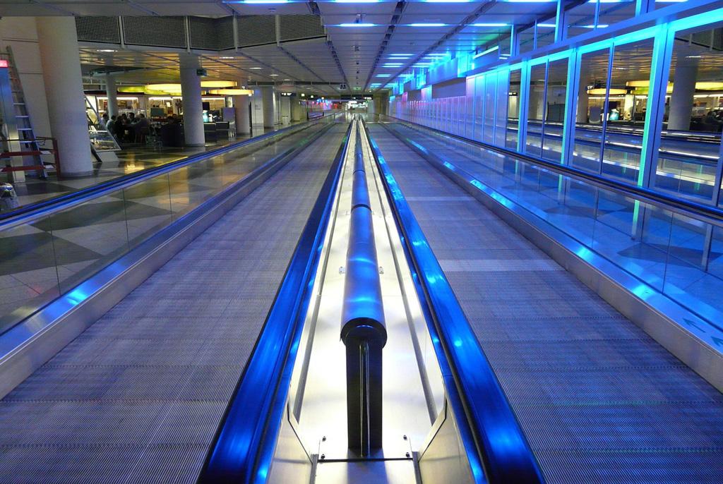 Obras en aeropuertos